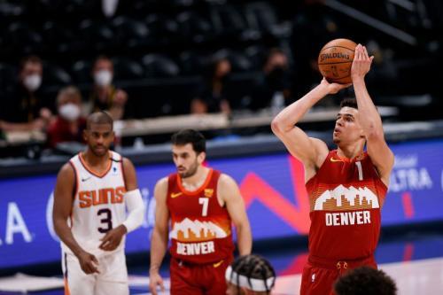 Denver Nuggets vs Phoenix Suns