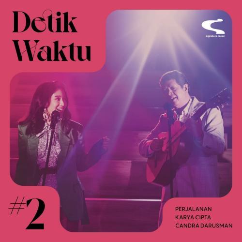 Dian Sastro dan Candra Darusman. (Foto: Signature Music Indonesia)