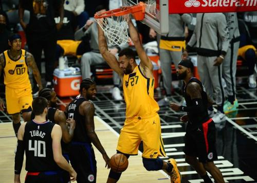 Jazz vs Clippers