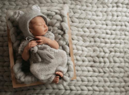 Ilustrasi bayi. (Foto: Freepik)
