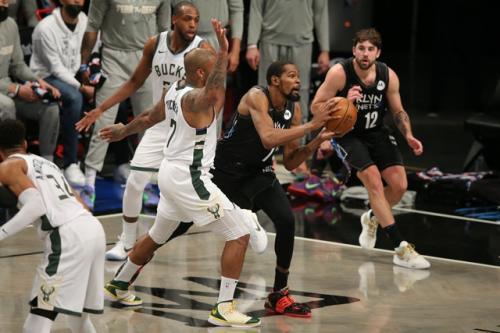 Nets vs Bucks