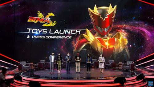 Toys Launch
