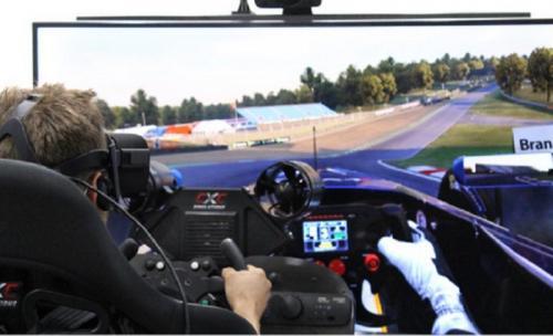 pembalap virtual