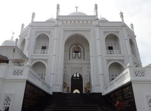 Masjid Ramlie Musofa.