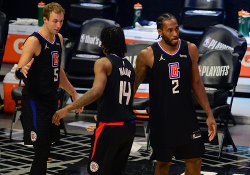 LA Clippers (Foto: Reuters)
