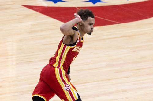 Trae Young (Foto: Reuters)