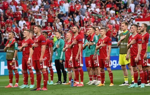 Timnas Hungaria (Foto: Reuters)
