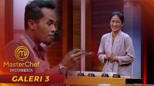 Tantangan tebak saus MasterChef Indonesia Season 8. (Foto: YouTube MasterChef Indonesia)