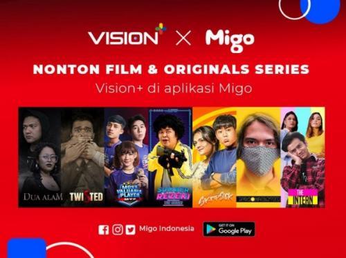 Vision+ x Migo