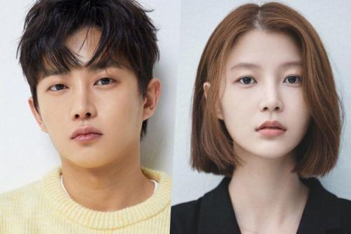 Kim Min Seok dan Im Hyeon Joo. (Foto: Soompi)