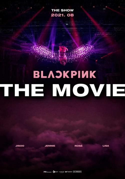 BLACKPINK: The Movie. (Foto: YG Entertainment)