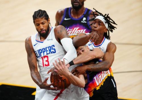 Phoenix Suns vs LA Clippers
