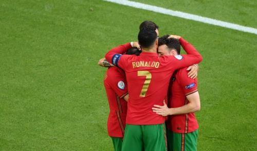 Timnas Portugal (Foto: Reuters)