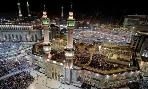 Masjidil Haram.