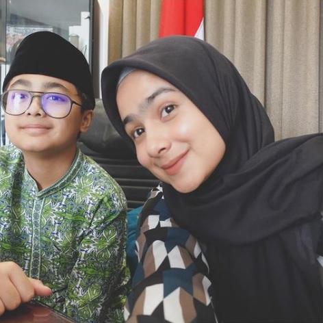 Anak sulung Hengky Kurniawan terpapar COVID-19. (Foto: Instagram/@sonyafatmala)