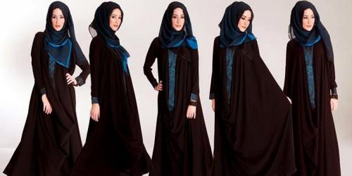Abaya. (Foto: Fashionmama)