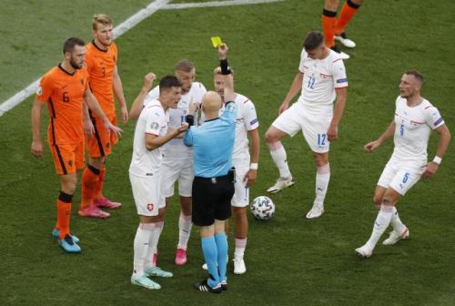 Belanda vs Republik Ceko