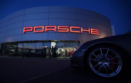 Kantor Penjualan Porsche
