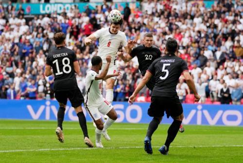 Timnas Inggris vs Jerman
