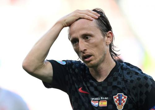 Luka Modric (Foto: Reuters)