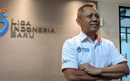 Direktur Operasional PT LIB, Sudjarno (Foto: Antara)