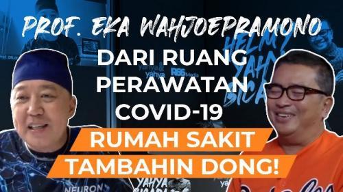 Ahli bedah Prof Eka Wahjoepramono. (Foto: YouTube Helmy Yahya Bicara)