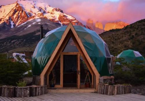 Spot Camping di Cile