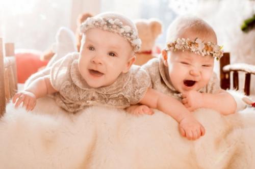 Bayi perempuan. (Foto: Freepic Diller/Freepik)