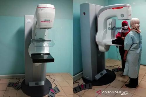 Mesin mamografo