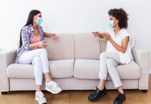 Tips Menghadapi Pandemi Covid