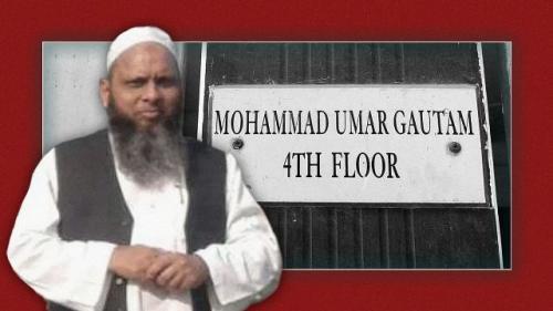 Mohammad Umar Gautam membantu ribuan orang di India jadi mualaf. (Foto: Newslaundry)