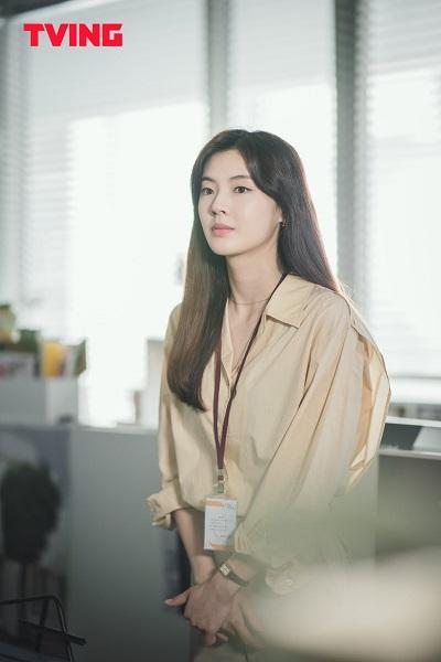 Lee Sun Bin dalam City Girl Drinkers. (Foto: tvN)