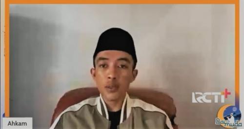 Dai muda Hafidzul Ahkam. (Foto: RCTIplus)