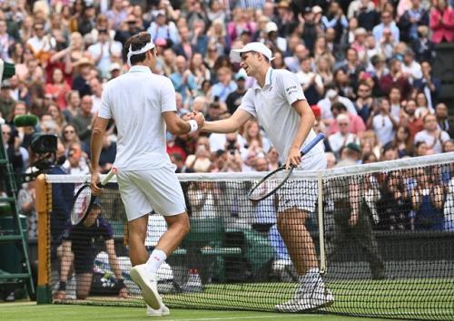 Roger Federer vs Hubert Hurkacz