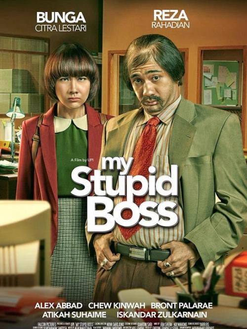 Sinopsis My Stupid Boss