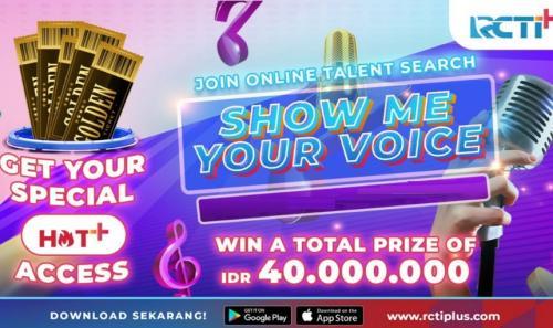 Show Me Your Voice