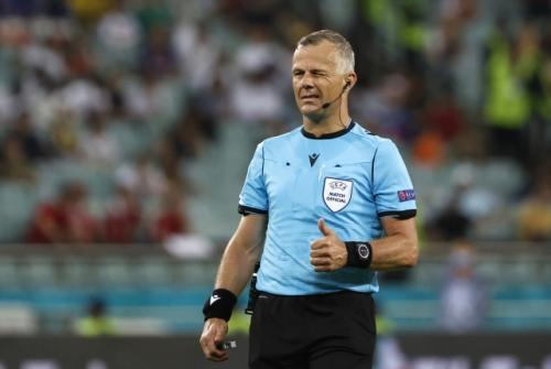 Bjorn Kuipers wasit sepak bola terkaya