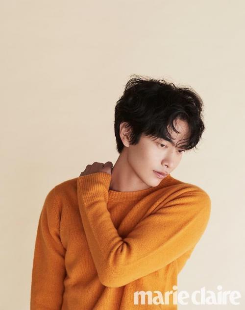Lee Min Ki. (Foto: Marie Claire)