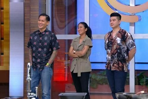 Dewan juri MasterChef Indonesia Season 8. (Foto: RCTIplus)