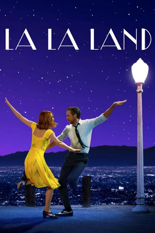 film hollywood terbaik La La Land