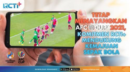 AFC Cup di RCTI+