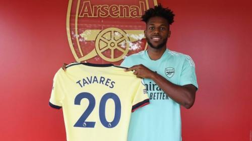 Nuno Tavares resmi gabung Arsenal