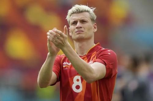 Ezgjan Alioski tampil buruk di Piala Eropa 2020 (Foto: Sportskeeda)
