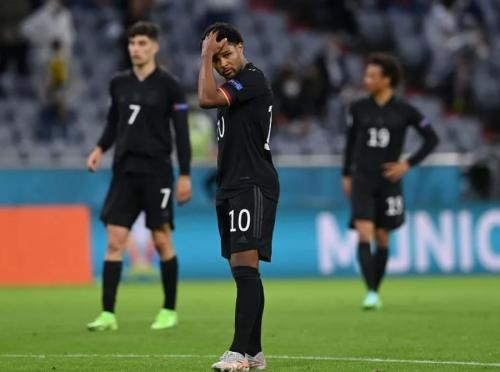 Serge Gnabry tampil buruk di Piala Eropa 2020 (Foto: Sportskeeda)