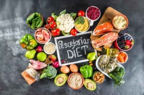 Diet pescatarian. (Foto: Shutterstock)