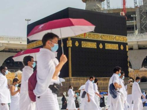 Jamaah haji. (Foto: Reuters)