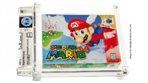 Game Super Mario yang Terjual Miliaran