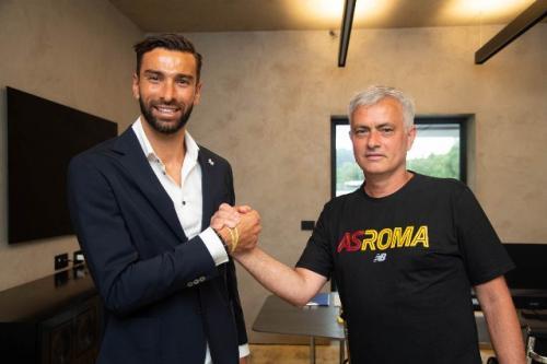Rui Patricio dan Jose Mourinho