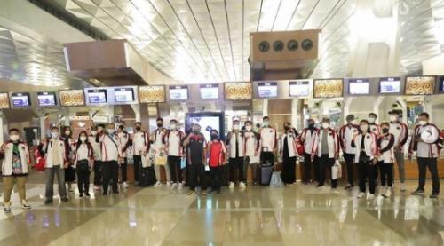 Tim Bulu Tangkis Indonesia