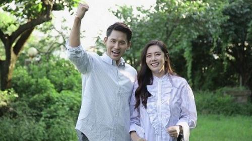 Choo Ja Hyun dan Yu Xiaoguang. (Foto: Korea Times)